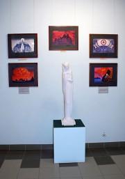 Фотоэкскурсия по Музею Рериха в Новосибирске (2011). 2 этаж