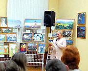 """Выставка """"Святая Русь"""" (из фондов Музея Н.К. Рериха) открылась в Гомеле"""