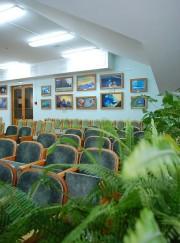 Фотоэкскурсия по Музею Рериха в Новосибирске (2011). 3 этаж