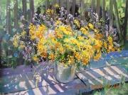 Выставка картин Риммы Гордеевой «Деревенька моя у реки…» в Музее Н.К. Рериха